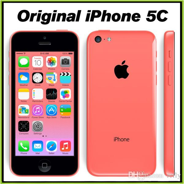 Original Iphone 5c Refurbished Unlocked Apple Cell Phones ...