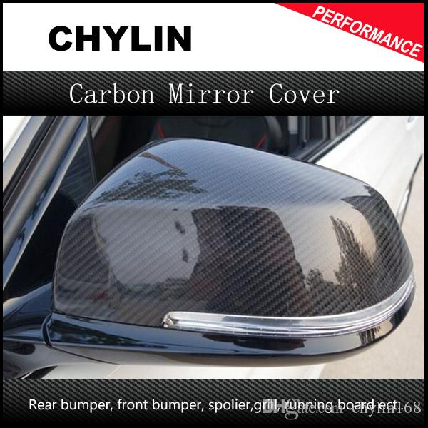 2e23ba929b54 2019 Replacement Carbon Fiber Rear View Side Mirror Cover Caps For 2012  2013 2014 BMW 1 2 3 4 X Series F20 F22 F23 F30 F32 F33 X1 E84 From  Chylin168