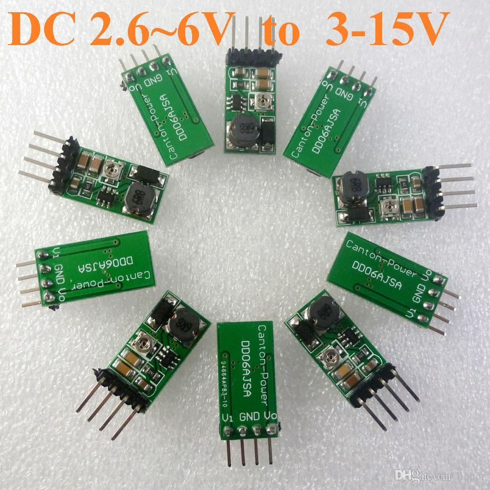 Fp6291 14a Step Up Current Mode Pwm Converter Voltage Regulator Booster Module Dc 26 6v To 3 15v Adjustable Output Power Supply