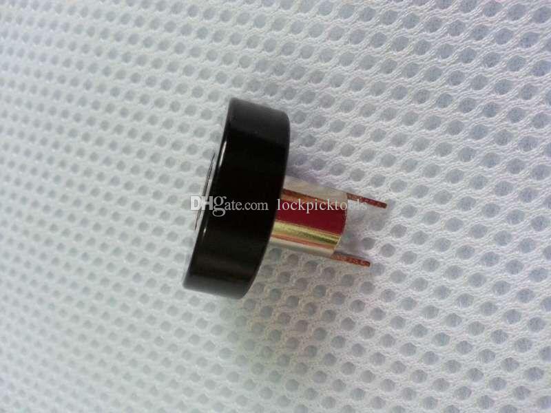 새로운 스테인레스 스틸 HU66 내부 그루브 잠금 선택 세트 / 레드 핸들 자물쇠 도구 폭스 바겐, 아우디, 스코다, 포르쉐 용 카 오프닝 툴