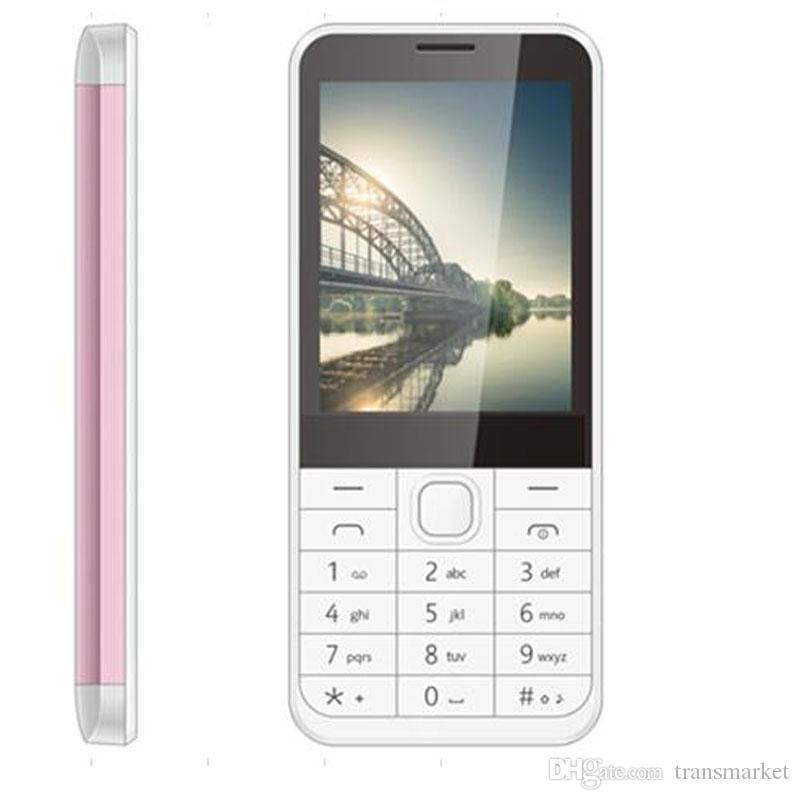 8af56d50d3462 Movil 230 Dual Sim Cards Dual Standby Smartphone Con Bluetooth 32mb 32mb  Telefonos Libres Por Transmarket
