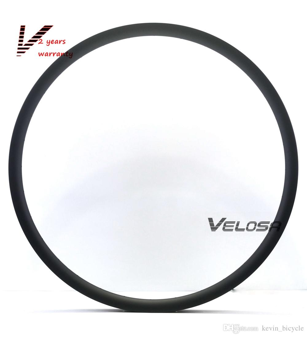 Asymmetrical 29inch Mountain Bike Carbon Rims 29er Mtb Am Dh Asym
