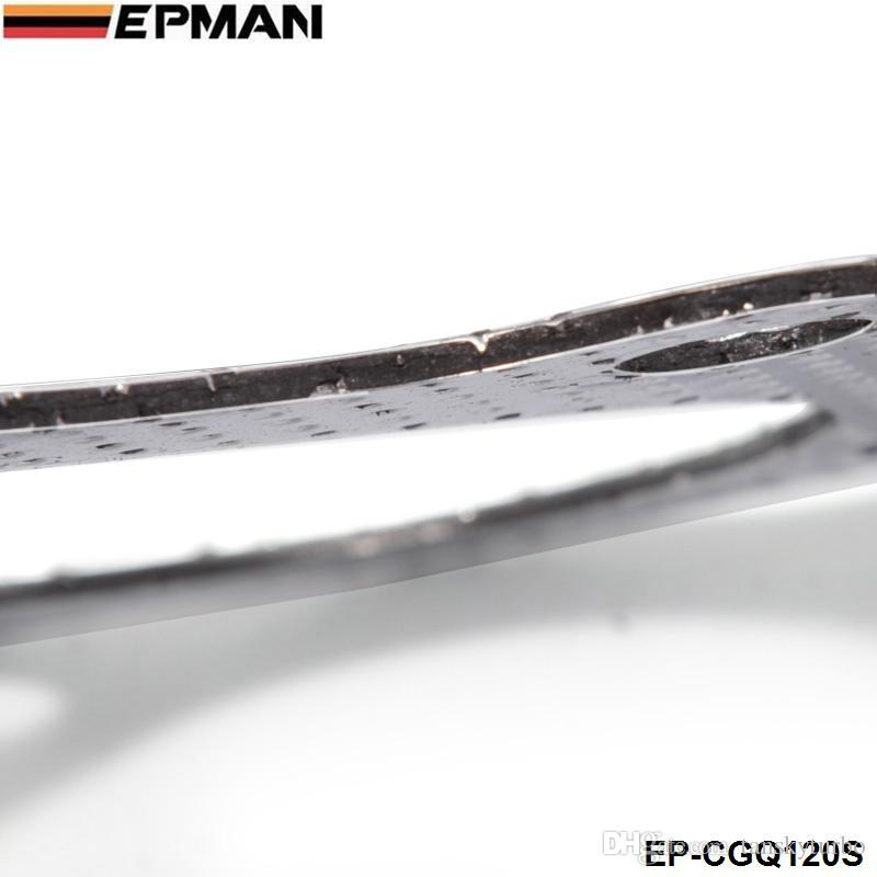 EPMAN-/ LOTE Desempenho Junta De Alumínio Escape Header Para Honda Integra Civic Crx B16 B16A B18 EP-CGQ120S