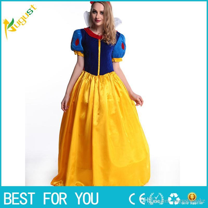 8c5b49f5457 Snow White Halloween Costume Adults & Undefined U003e Sc 1 St DHgate.com
