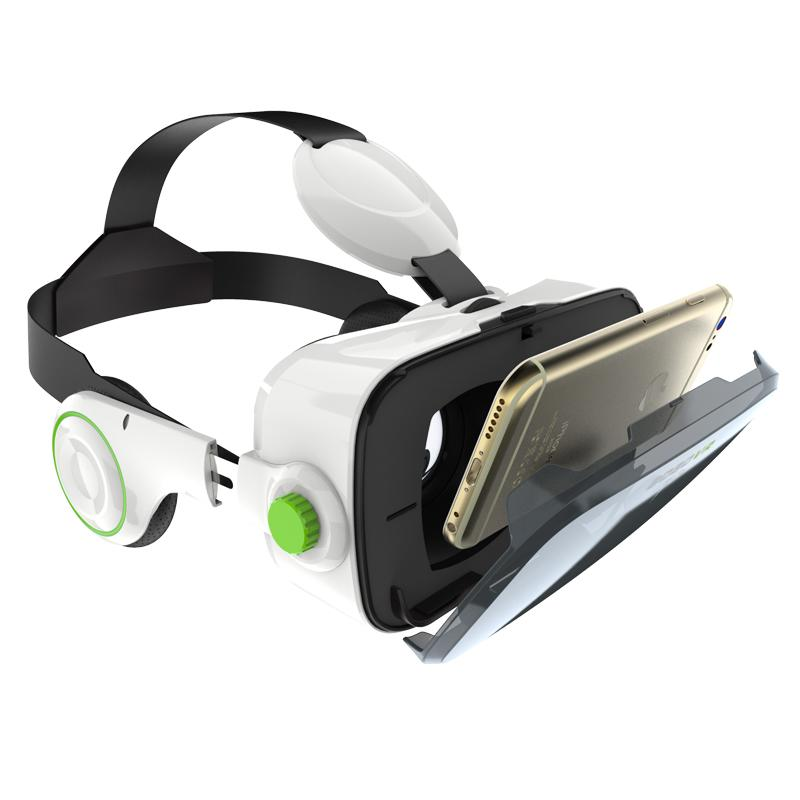 bbdb0f867c11 BOBOVR Z4 3D VR Glasses Virtual Reality Headset Cardboard Oculus ...