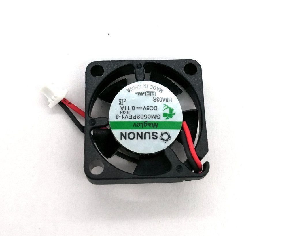 Новый оригинальный SUNON 25 * 25*6 мм GM0502PEV1-8 2.5 см DC 5 в 0.11 a maglev мини микро тихий вентилятор охлаждения
