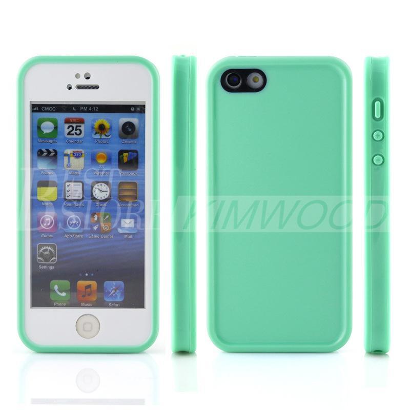 2016 Nouveau Design Étanche Écran-Touch Case Pour iPhone 6 / 6s 6 plus / 6s plus I5 / 5s Antichoc Snowproof Dirtproof Case résistant aux chocs
