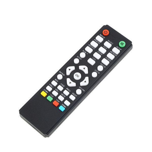 One 1080P HDD Muti-function Media RMV MP4 AVI FLV Player MKV/H.264/RMVB Full HD With HOST USB Card Reader