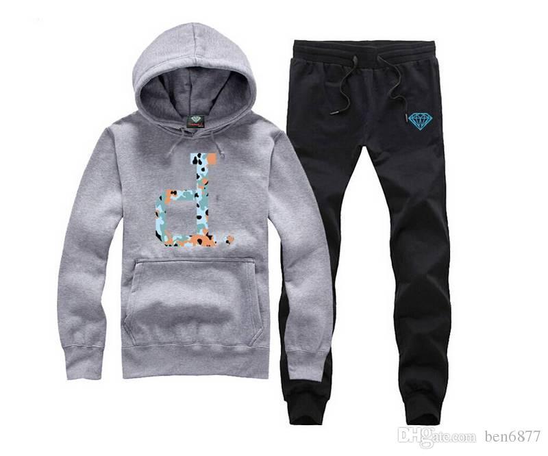 Hot Felpe con cappuccio da uomo nero di marca S-5XL maschile Streetwear Hip Hop Felpe con cappuccio a maniche corte Tute di fornitura di diamanti