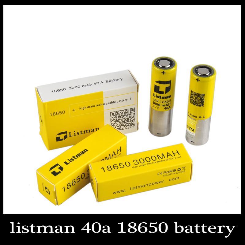 Günstig Batterien Kaufen Ursprüngliche Hochleistungsneue Listman ...