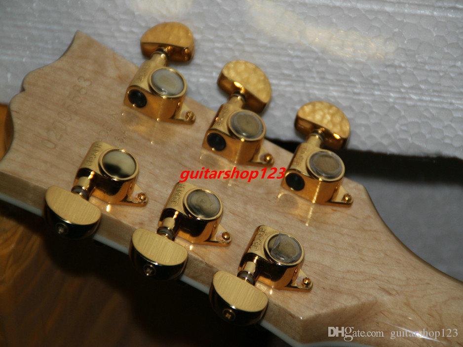 Özel Mağazalar Elektro Gitar Doğal ahşap 3 Transfer Gitar Ücretsiz kargo