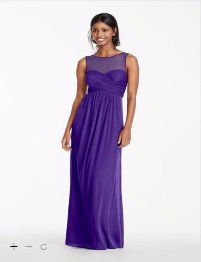 Bonito Ronald Joyce Bridesmaid Dresses Prices Imágenes - Vestido de ...