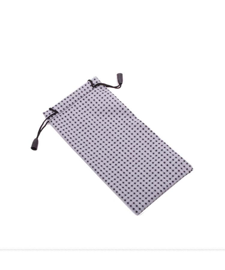 Multi color Durable waterproof Dustproof Soft Cloth sunglasses pouch soft eyeglasses bag glasses case Eyewear Accessories Cheap price