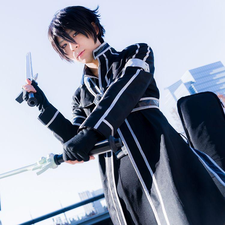 Sword Art Online: Kirito #Cosplay - Viki Secrets