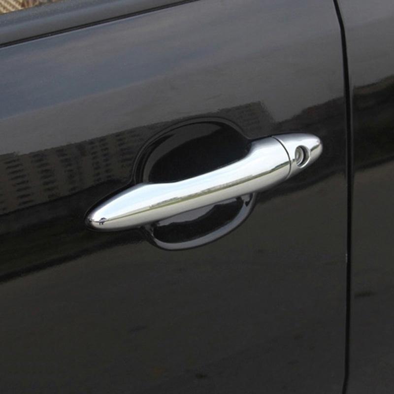 2018 Kia Sportage Abs Chrome Car Door Handles Cover Trim For 2011
