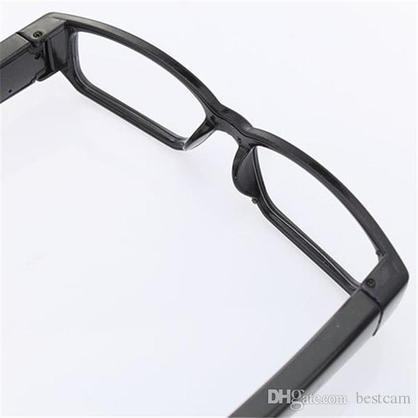 5 pz / lotto 32 GB Mini HD 720 P Fotocamera Occhiali Mini Occhiali Da Sole DVR Occhiali Videoregistratore Micro Occhiali Cam Camcorder Portatile Spedizione Gratuita