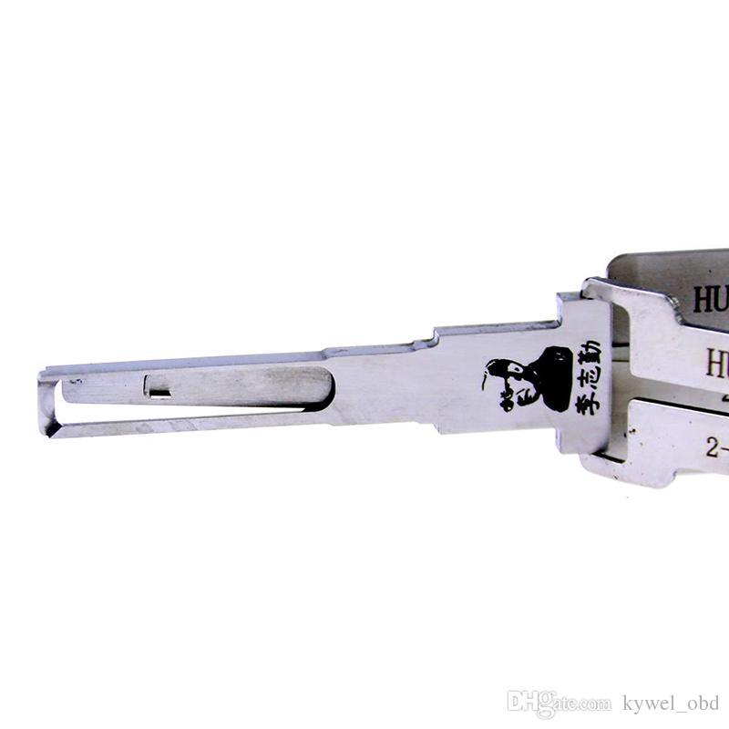 Décrochage et décodage automatique 2 en 1 LISHI HU100R V.3 pour la nouvelle série BMW / Rolls-Royce 2010 / BMW série 5 après 2010