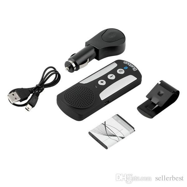 Handsfree гарнитура беспроводная связь Bluetooth hands free многоточечный автомобильный комплект динамик мобильный телефон универсальный громкой связи