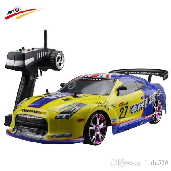 Your 1 Resource For Car: Large RC Car 1:10 High Speed Racing Car For Nissan GTR