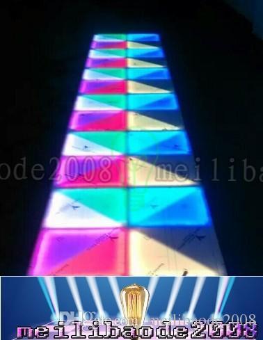 discount rgb led dance floor panel dancing dance floor stage light