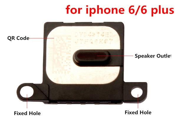 "Earpiece Ear Piece Sound Speaker Listening for Apple iPhone 4G 4S 5G 5C 5S 5SE iPhone 6 4.7"" Plus 5.5"""