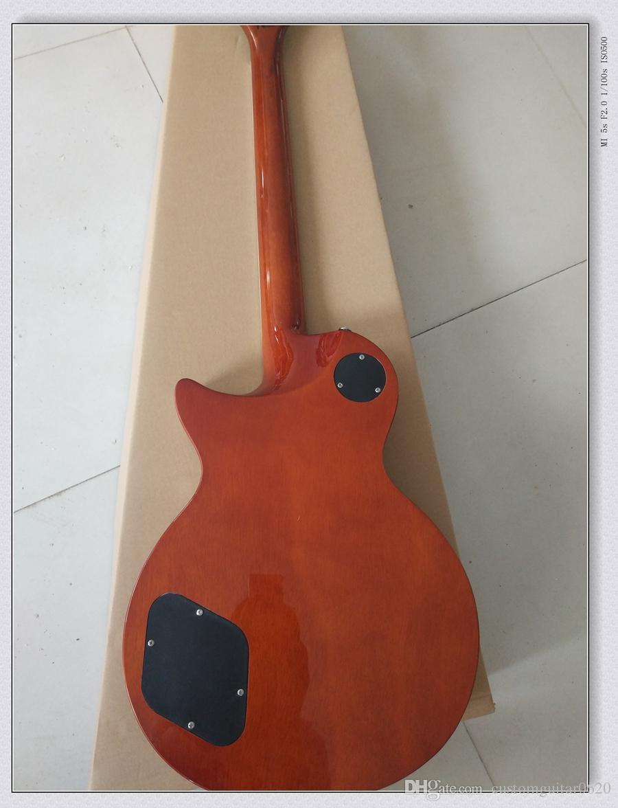 Personalizado 1960 Guitarra Elétrica Clássica Cereja Burst Melhor New Arrival guitarras da china