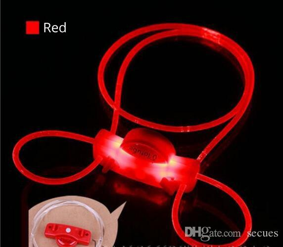 Dog LED Collars Pet Flashing LED EL Wire Collar