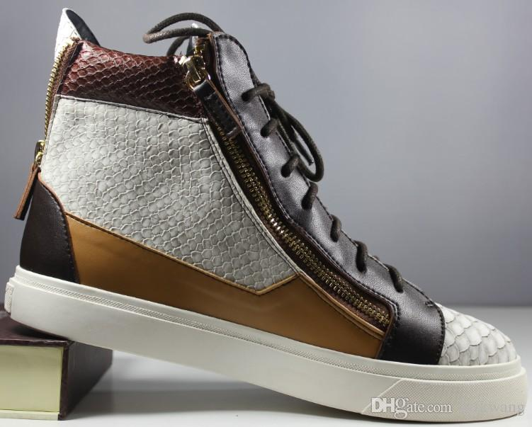 Gucci Brown Mens Shoes