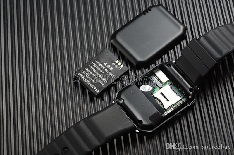 Smart watch DZ09 for Android phone with SIM Card camera SMI/TF men bluetooth wristwatch bracelet smartwatch phone pk gv18 gt08 gv09 m26