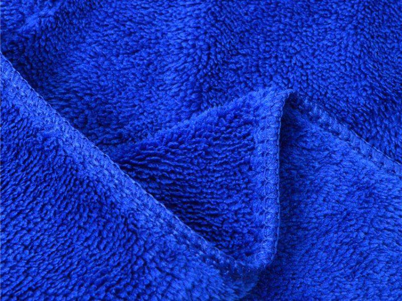 سميكة أفخم ستوكات سيارة تنظيف الملابس سيارة الشمع تلميع المناشف الأساسية المخملية غسل منشفة 30x40 سنتيمتر
