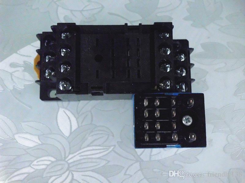 MY4N-J 220 / 240VAC 5A Omron 새로운 전압 릴레이 저전력, 2 년 동안 고품질의 기본 보증 제공