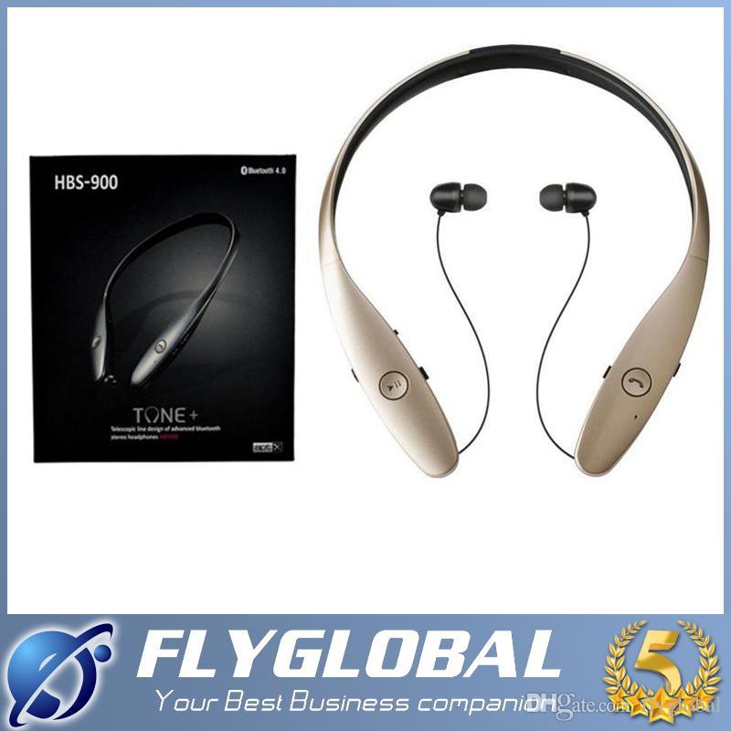 ea68b0efc07 2017 HBS 900 HBS-900 HBS900 Wireless Bluetooth Sport Neckband Tone ...