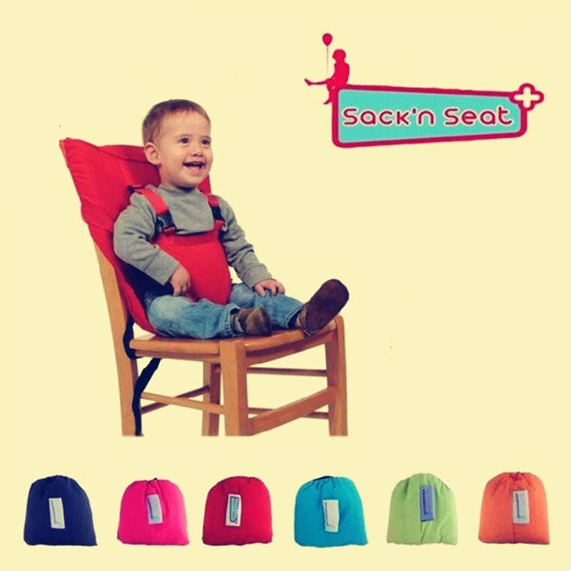 Baby Safety Waterproof Soft Dinner Chair Oxford Cotton Chair Fashion ...
