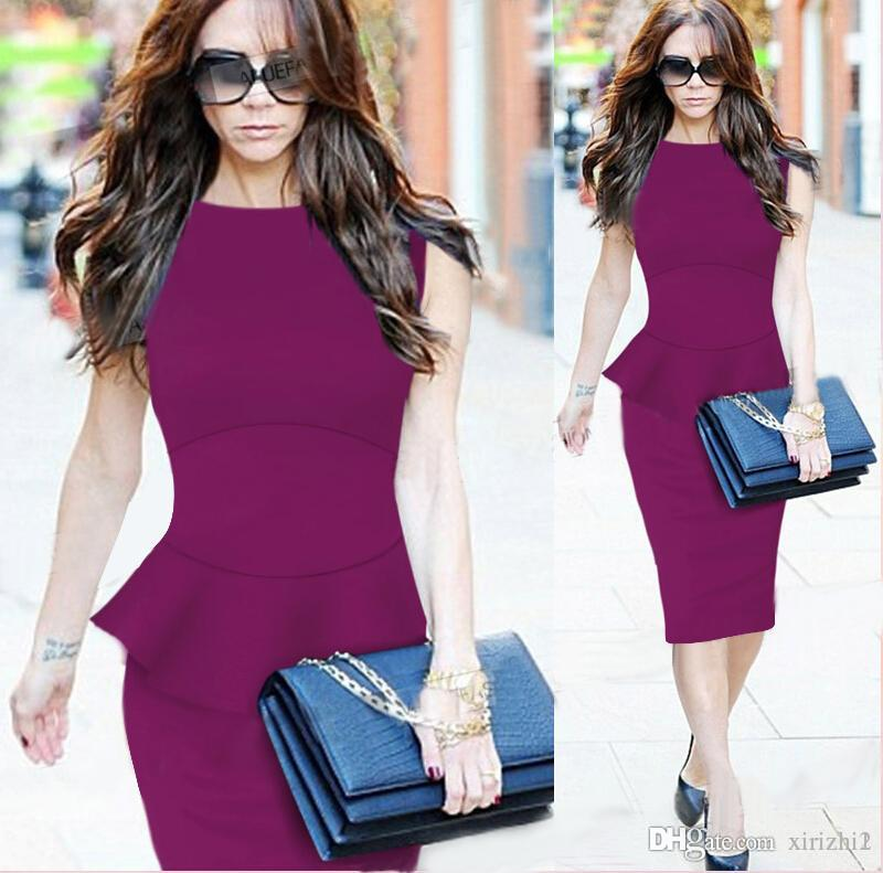 2016 New Celebrities Same Women Fashion Elegant Sexy Dress False Two ...