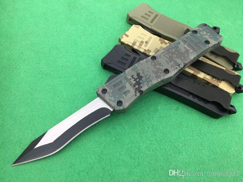 Heißer Verkauf MIC A161 Gegenschlagjagd-Falten-Taschenmesser-Überlebensmesser Weihnachtsgeschenk für Männer