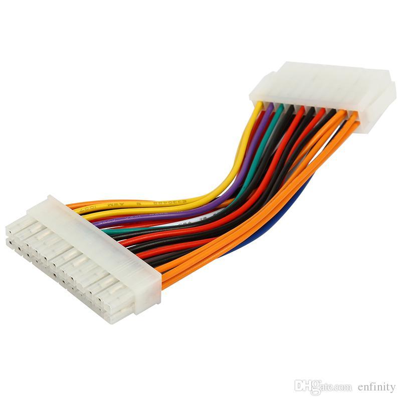 Großhandel 6inch Pc Computer Atx Stromversorgung Netzteil Molex 20 ...