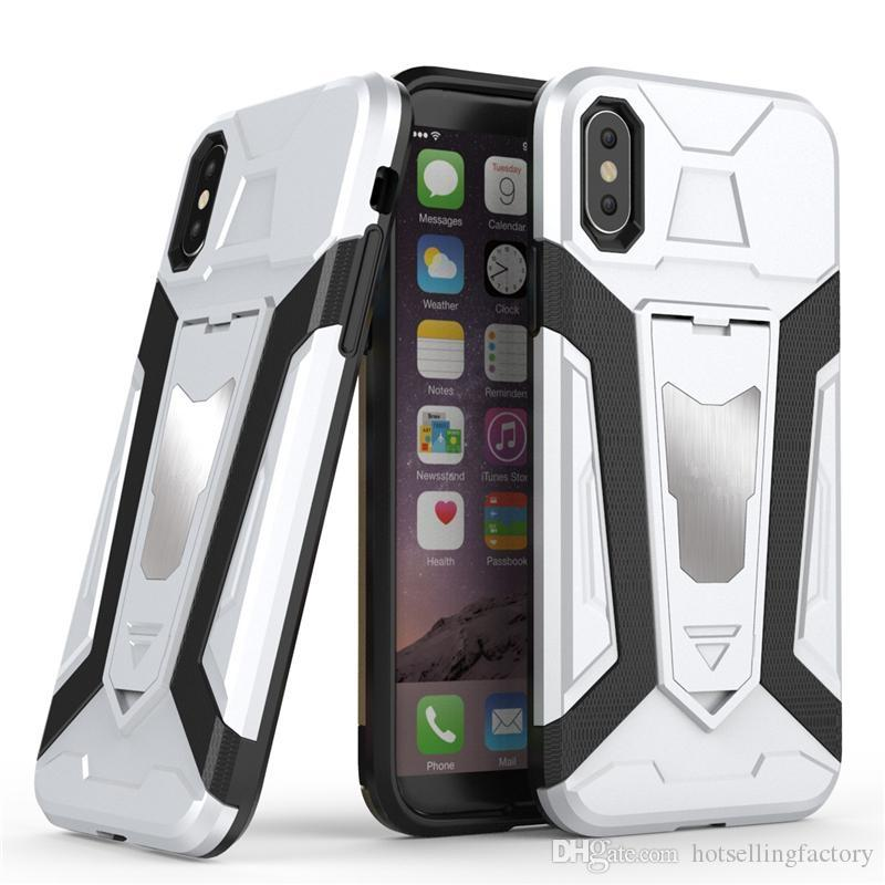 Case for Iphone 8 Case Car Holder Stand Magnetic Suction Bracket Mobile Phone Accessories Parts Cover for Iphone 8 Edition Cases