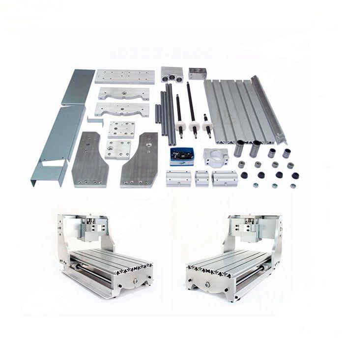 Compre Mini Enrutador Cnc, Diy Cnc 3020t Marco Para Pequeña Máquina ...