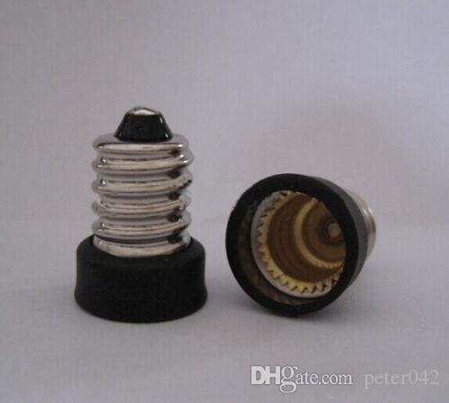 E14 إلى E12 مصباح حامل محول المقبس محول ضوء مبدل قاعدة CE
