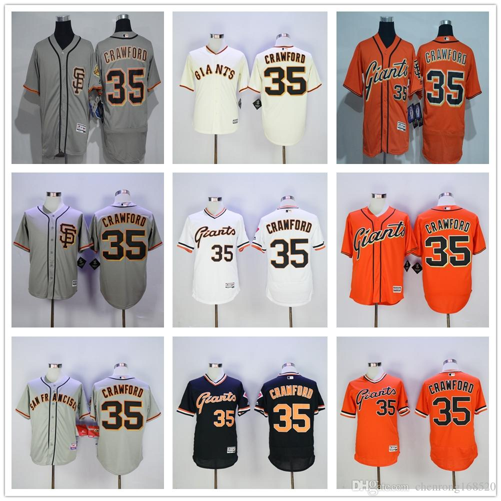 84d20bdde95 ... majestic ivory home on field 60th season patch flex base player jersey  9ab4f 81d82  best price best sf giants 35 brandon crawford jersey  cooperstown ...