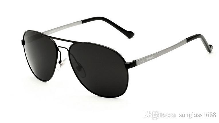 6f401d0fff VEITHDIA Aluminum Magnesium Polarized Mens Sunglasses Driving Sun Glasses  Male Eyewear Accessories Goggle Oculos For Men Sunglasses For Women Cat Eye  ...