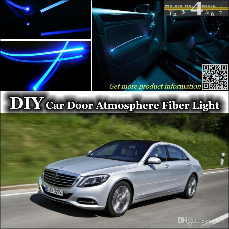 See larger image & 2018 Interior Ambient Light Tuning Atmosphere Fiber Optic Band ... azcodes.com