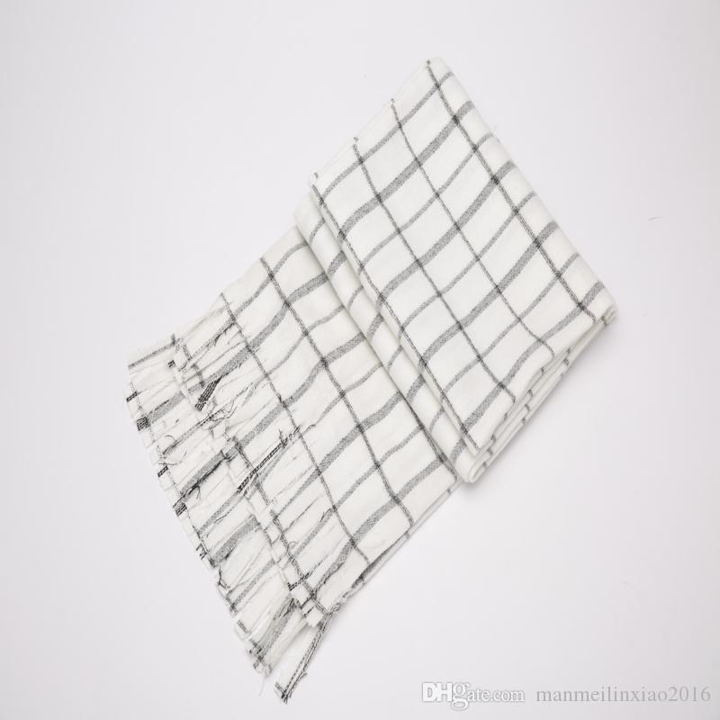 할로윈 Chrismas COS 오리지날 페어리 테일 나스 화이트 코스프레 의상 코스프레 액세서리 스카프 두꺼운 일반면