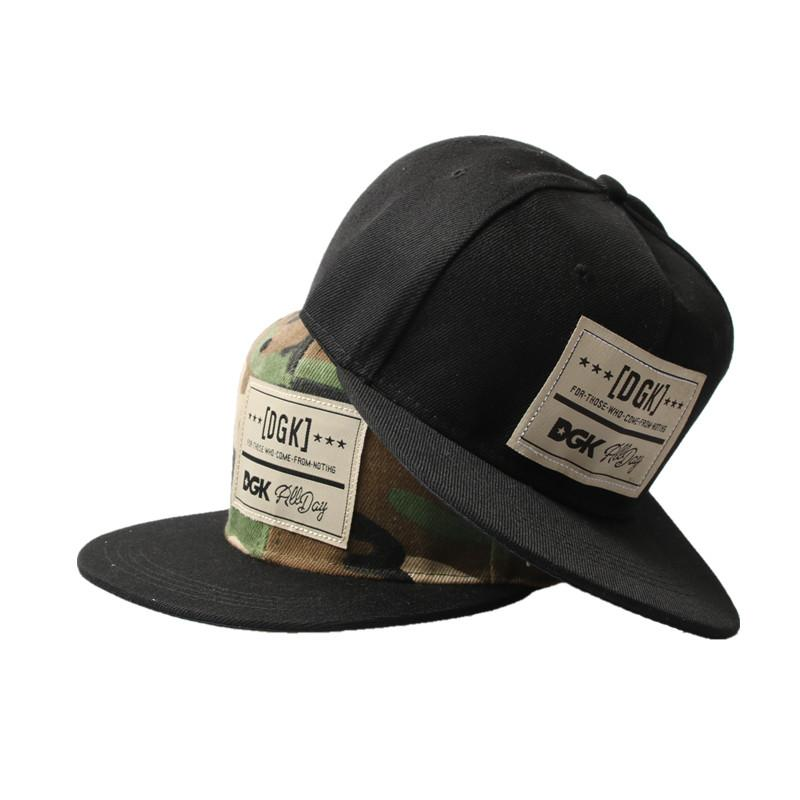 9f17853aebf Snapback Caps Baseball Cap Dgk Hat Gorras Planas Flat Hip Hop Gorra ...