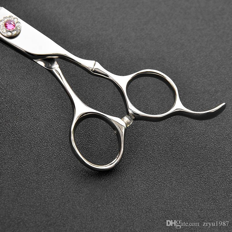 6 Inch Japan 400C Hairdressing Scissors Professional Hair Thinning Scissors Barber Shears Equipment Salon 12 teeth Tools High Quality