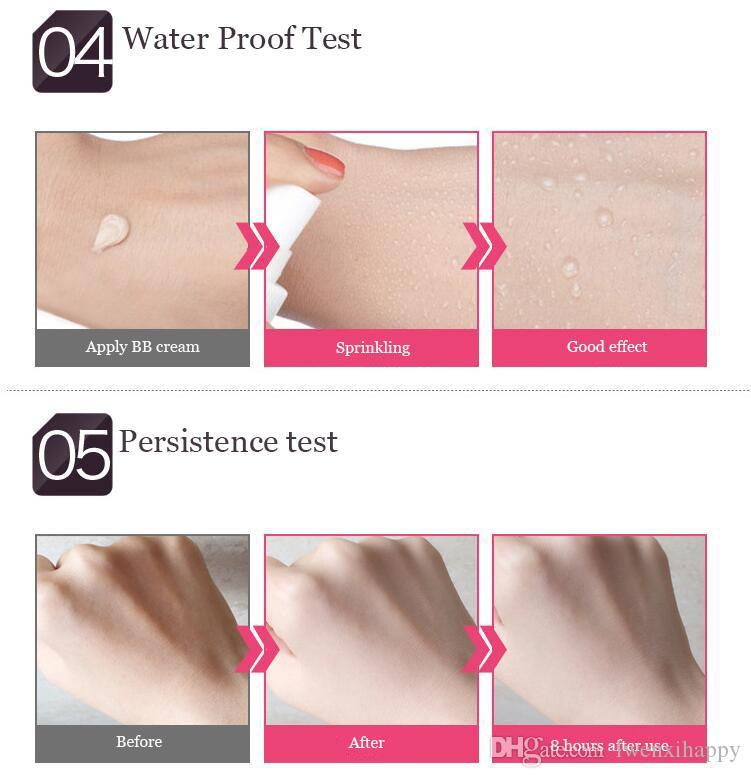 ЛАЙКОУ воздушной подушке BB крем консилер увлажняющий Фонд макияж голые сильный отбеливание лицо красоты макияж 30 г