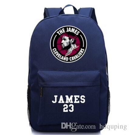 e92f3cce169d 2019 LeBron James Backpack MVP Star School Bag Good Player Daypack  Basketball Schoolbag Outdoor Rucksack Sport Day Pack Fashion School Bag  From Hdquping
