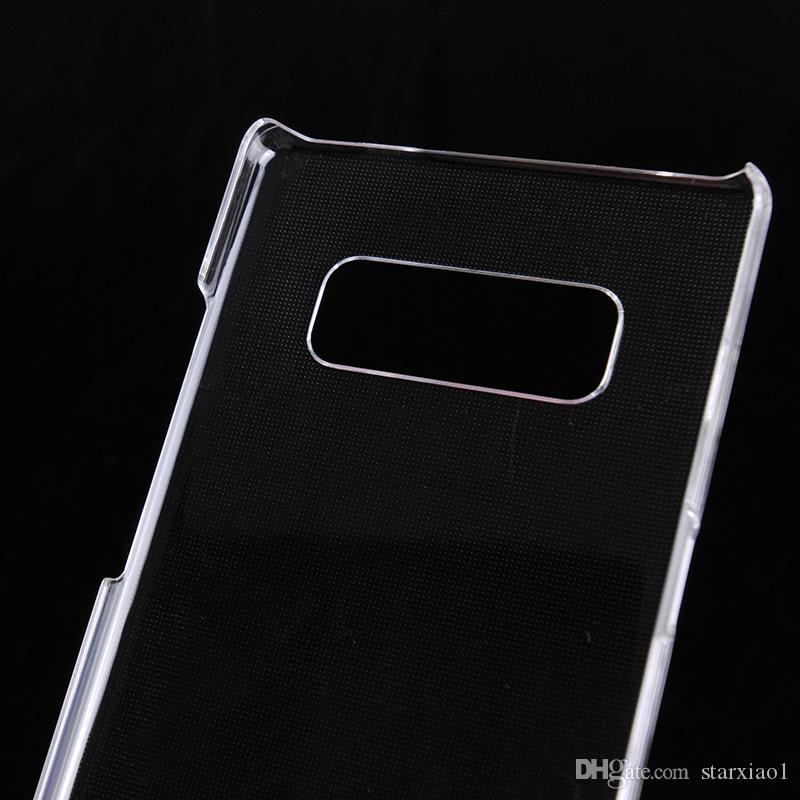 For Samsung galaxy note 8 case caver clear soft transparent silicone note8 back cover ultra for iphone 8 7 6s plus Galaxy S6 S7 edge