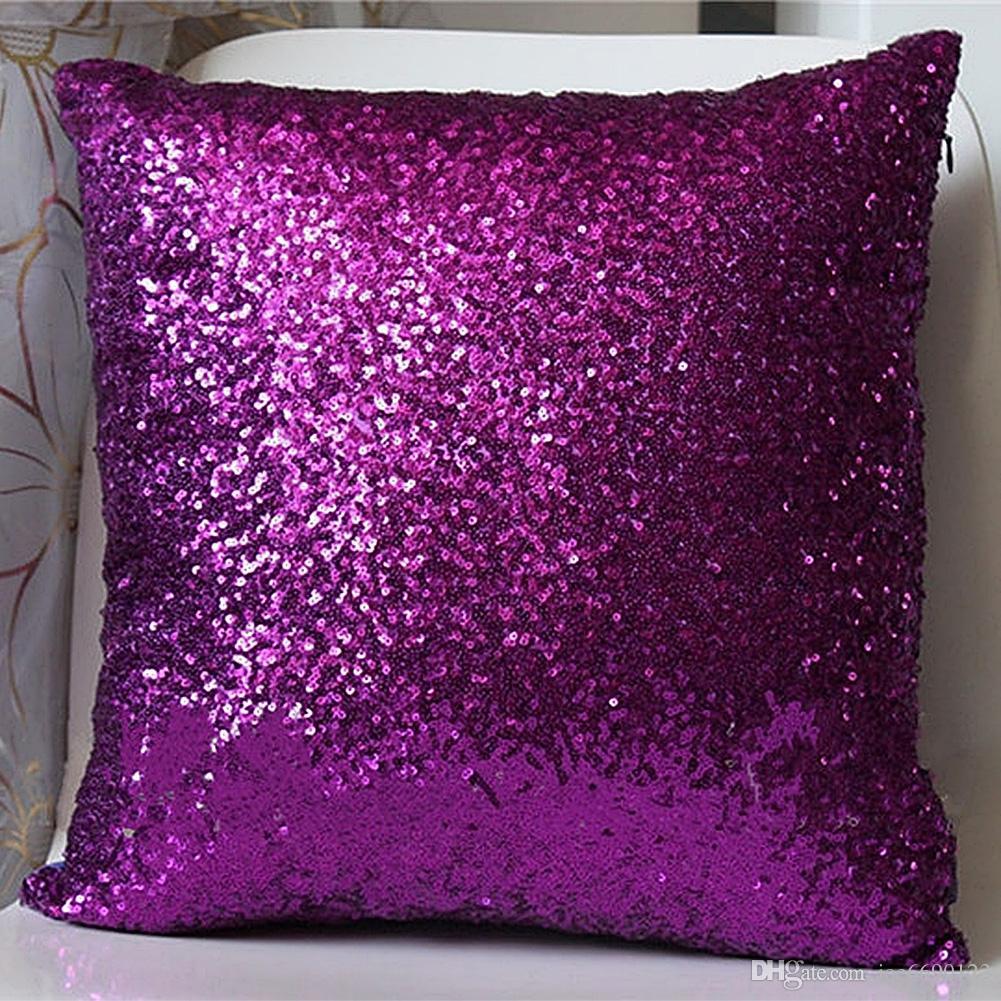Sofa Throw Pillowcase Home Room Pillow Cushion Cover Zipper Pillow
