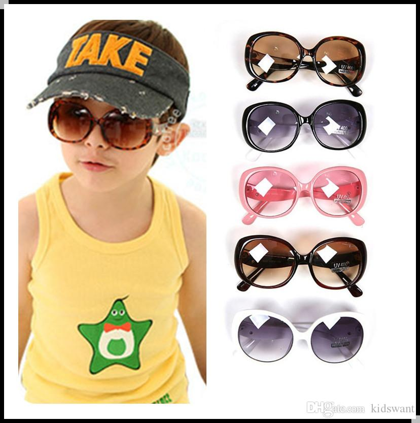 2017 With Spectacle Case Kids Sunglasses 2016 New Uv 400 ... - photo#10